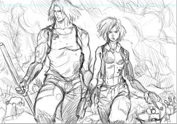 two-cyborgs
